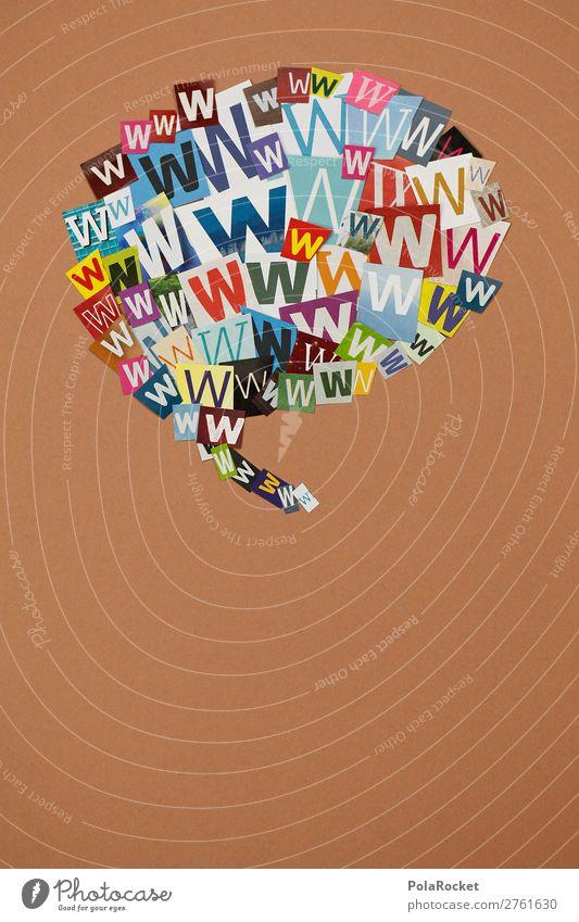#AJ# W wie Wilhelm Kunst Kunstwerk ästhetisch Buchstaben Buchstabensuppe Buchstabennudeln viele Typographie Schriftzeichen Sprache Telekommunikation sprechen