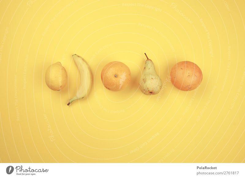 #A# Obst-Reihe Kunst Kunstwerk ästhetisch Frucht Obstgarten Obstladen Obstschale Farbfoto Gedeckte Farben Innenaufnahme Studioaufnahme Nahaufnahme