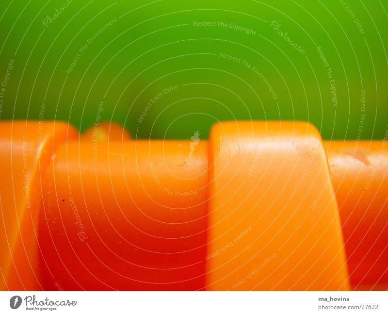 fantastic plastic /2 grün orange Freizeit & Hobby Spielzeug Statue
