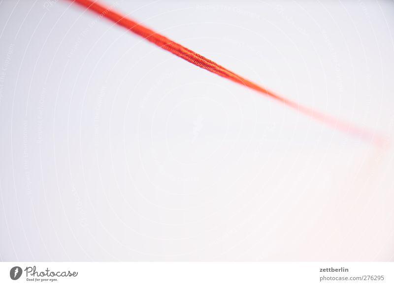 Roter Faden Dekoration & Verzierung Zeichen Schilder & Markierungen Hinweisschild Warnschild Linie Streifen Schnur lernen Leitfaden ariadne Labyrinth Suche Ziel