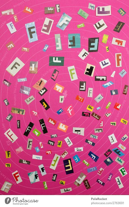 #A# FMIX Kunst Kunstwerk ästhetisch Buchstaben Buchstabensuppe Typographie Design Designer Designwerkstatt Designmuseum gestalten Idee Kreativität Farbfoto
