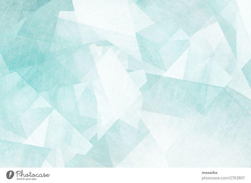 blauer abstrakter Hintergrund - Grafikdesign Lifestyle Stil Design Leben Winter Studium lernen Arbeitsplatz Büro Wirtschaft Handel Güterverkehr & Logistik