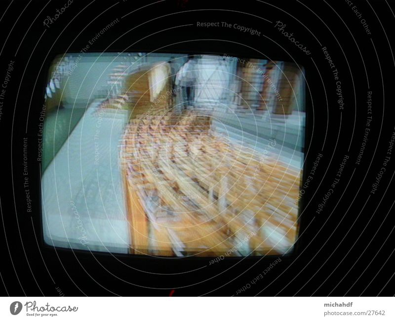 bayern3mittendrinstattnurdabei#2 Fernsehen Bewusstseinsstörung Maschine Langzeitbelichtung Bayern 3 Produktion