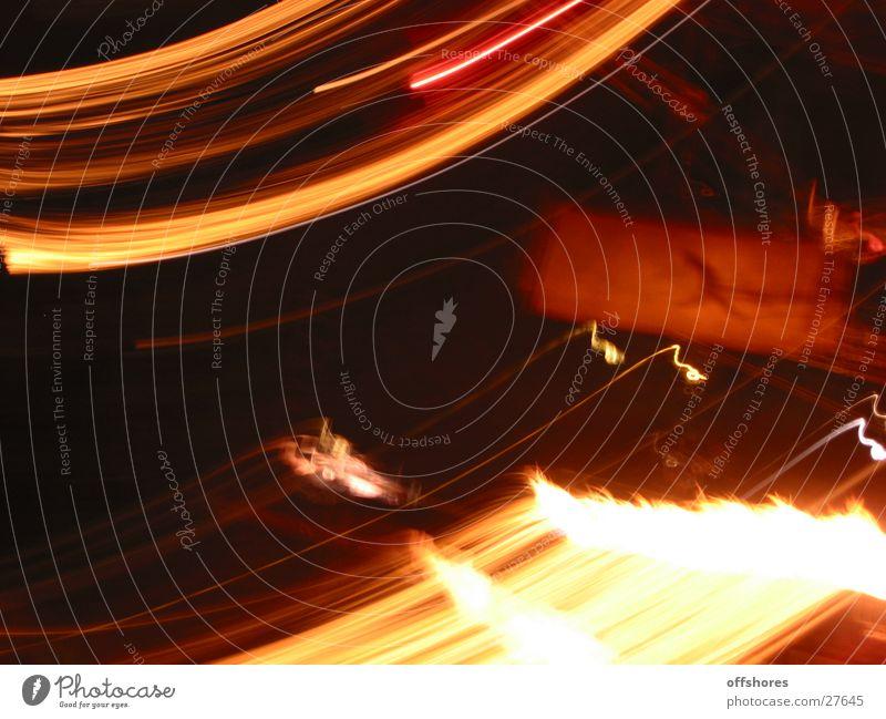 fastmotion vol2 Bewegungsunschärfe Nacht Geschwindigkeit Leuchtreklame Langzeitbelichtung Licht Reaktionen u. Effekte