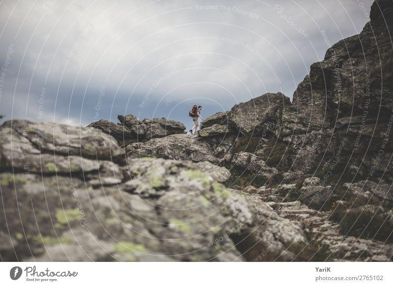 Wandertag 12Tausender 3 Freizeit & Hobby Ferien & Urlaub & Reisen Tourismus Ausflug Abenteuer Ferne Freiheit Camping Sommer Berge u. Gebirge wandern maskulin
