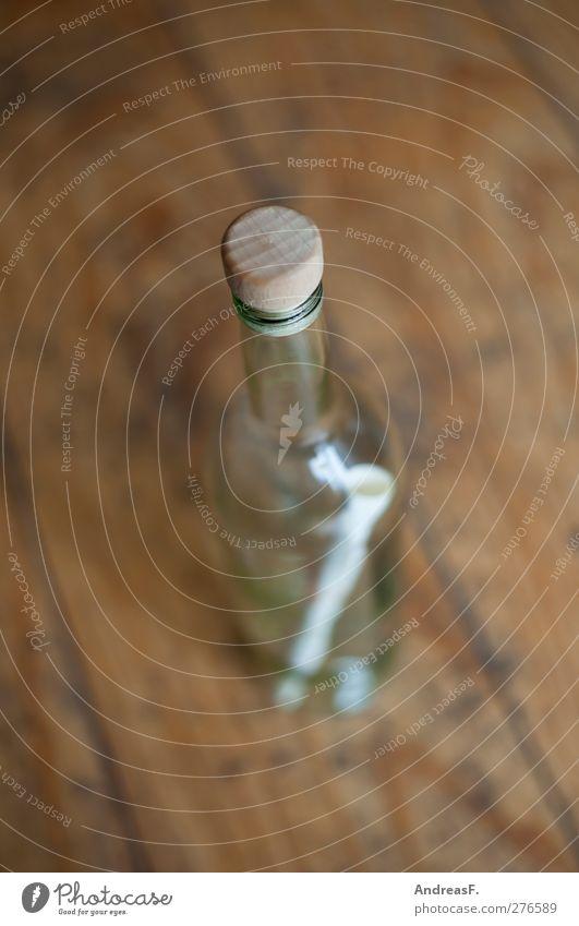 Message in a bottle Ferien & Urlaub & Reisen Tourismus Glas Kommunizieren geschlossen schreiben Flasche Brief E-Mail Post Mitteilung Flaschenhals Glasflasche