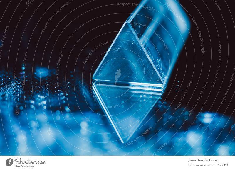 Drogen Prisma Sci-fi Hintergrund Dreieck Glas Hintergrundbild Informationstechnologie Kristallstrukturen Laser Licht Makroaufnahme Science Fiction Datenträger