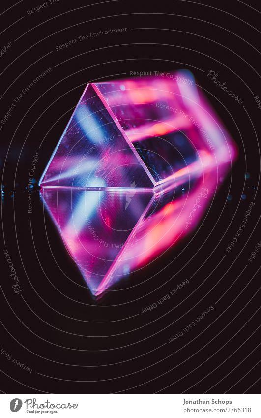 Prisma Laser Sci-fi Hintergrund Außerirdischer Computer Dreieck Glas Hintergrundbild Informationstechnologie Kristallstrukturen Kristalle Laserpointer Licht