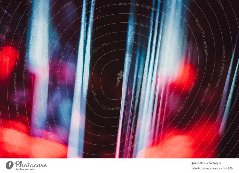Prisma Laser Nachtleben im Rausch rot schwarz Hintergrundbild retro leuchten Technik & Technologie Glas Computer Zukunft Weltall Futurismus