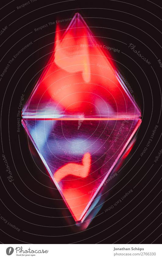 Prisma Laser Sci-fi Hintergrund Außerirdischer Dreieck Teile u. Stücke Glas graphisch Hintergrundbild Informationstechnologie Kristallstrukturen Kristalle