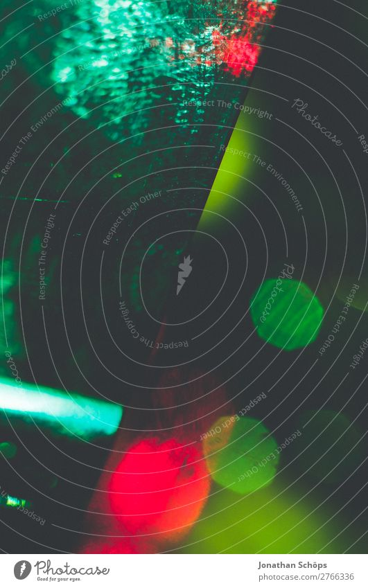 Prisma Laser Sci-fi Hintergrund grün Rausch Alkoholisiert Rauschmittel Nacht Glas graphisch Hintergrundbild Informationstechnologie Kristallstrukturen Licht