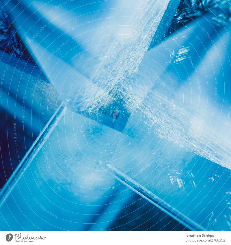 Prisma Kristall Sci-fi Hintergrund Urelemente Teile u. Stücke Glas graphisch Hintergrundbild Eiskristall Kristallstrukturen Kristalle Licht Makroaufnahme
