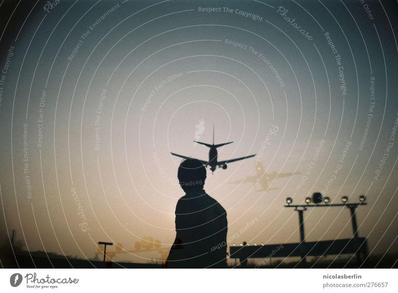 Happy 115th Birthday Amelia Earhart! Freizeit & Hobby Abenteuer Freiheit Luftverkehr Mensch Wolkenloser Himmel Flugzeug Passagierflugzeug Flughafen Flugplatz