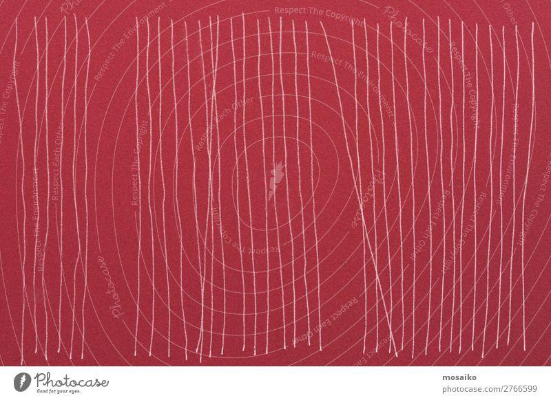 Feine Linien auf Papier Lifestyle elegant Stil Design harmonisch Sinnesorgane ruhig Meditation Internet Mode ästhetisch authentisch außergewöhnlich einzigartig