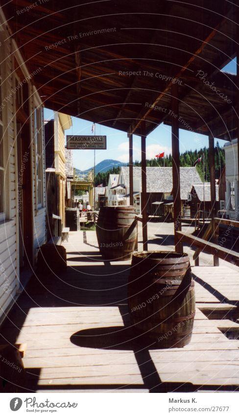 Barkerville gold historisch Kanada Stadt British Columbia Geisterstadt Goldwaschen Goldrausch