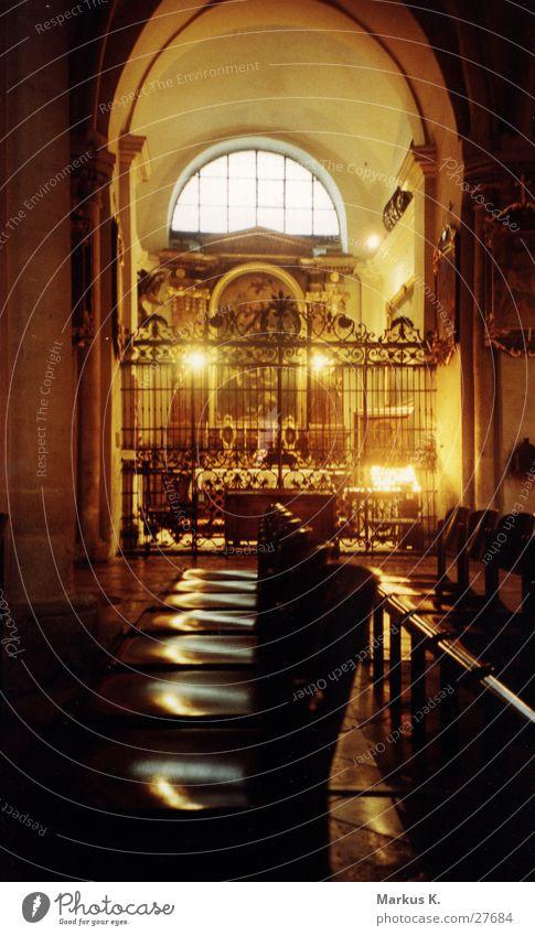 Heiligenschein Religion & Glaube Gebet heilig Christentum erinnern Kerzenschein Gotteshäuser Altar Schrein