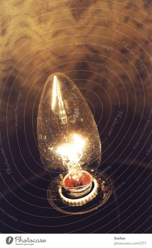 Erleuchtung alt Lampe hell Technik & Technologie heiß DDR Glühbirne Staub Elektrisches Gerät