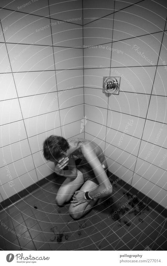 Wochenendstory (2.Teil) Mensch maskulin Junger Mann Jugendliche Erwachsene 1 18-30 Jahre kurzhaarig Gefühle Traurigkeit Trauer Schmerz Enttäuschung Verzweiflung