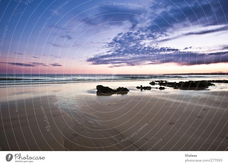 ...thats life Himmel Natur Wasser schön Sommer Meer Strand Wolken Erholung Küste Sand träumen Wellen Schönes Wetter Romantik genießen