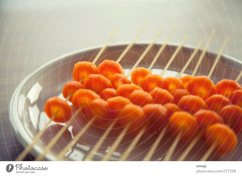 Spaghetti Lebensmittel Gemüse Teigwaren Backwaren Ernährung Mittagessen Vegetarische Ernährung außergewöhnlich orange Möhre Farbfoto Innenaufnahme Nahaufnahme