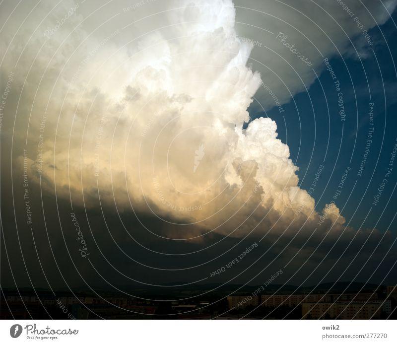 Wetterbericht Himmel Natur Sommer Wolken Landschaft Ferne Umwelt dunkel Luft Horizont außergewöhnlich Klima groß hoch Wassertropfen