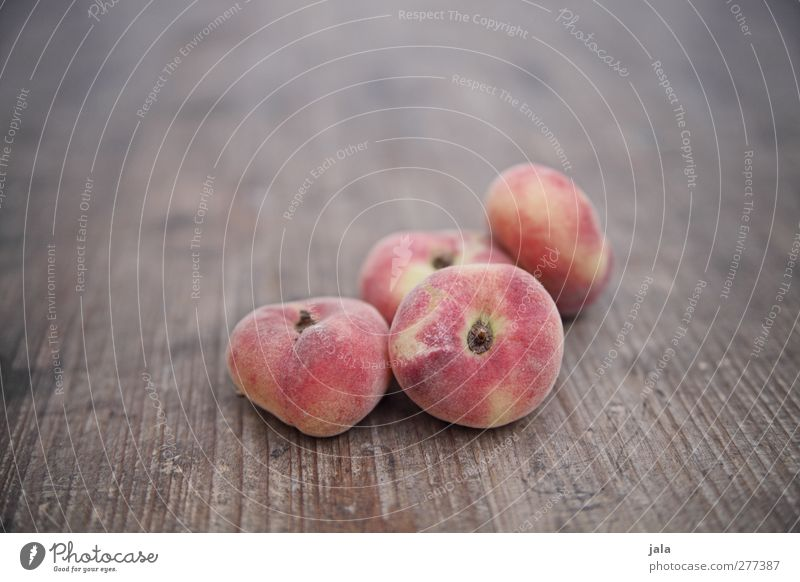 feine wilde Gesunde Ernährung natürlich Gesundheit Lebensmittel Frucht Ernährung lecker Bioprodukte Vitamin Vegetarische Ernährung Holztisch Tisch Pfirsich
