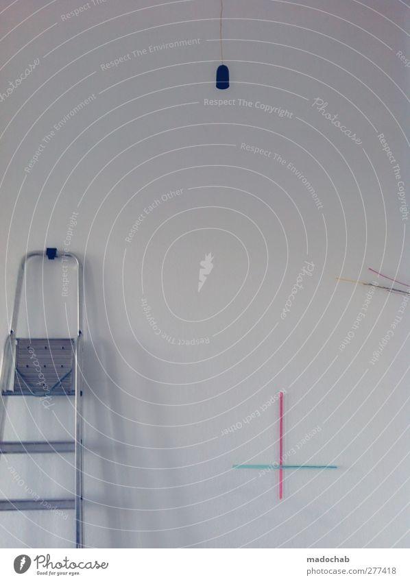 Das kann weg Stadt Wand Freiheit Mauer Stil Linie Kunst Zufriedenheit Design leer authentisch ästhetisch Lifestyle planen Pause Hoffnung