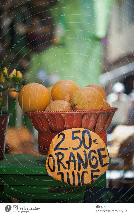 O-Saft zwo fuffzich Frucht Orange Getränk Erfrischungsgetränk Orangensaft Sommer Pflanze Nutzpflanze exotisch Schriftzeichen Ziffern & Zahlen