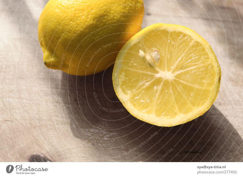schön gelb Gesundheit Lebensmittel Frucht frisch Wellness saftig sauer Limonade Pflanze Ernährung Geschmackssinn