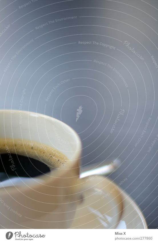 Kaffee schwarz Lebensmittel Ernährung Getränk heiß lecker Tasse Duft Kaffeetrinken Heißgetränk