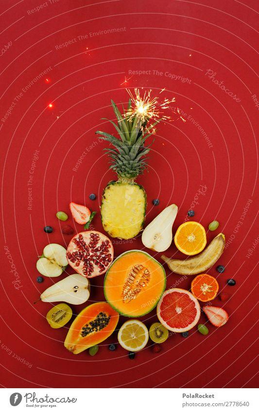 #A# 1/2 Fruchtbombe! Kunst Kunstwerk ästhetisch fruchtig fruchtbar Fruchtfleisch viele lecker Ernährung Gesunde Ernährung Vitamin vitaminreich Vitamin C