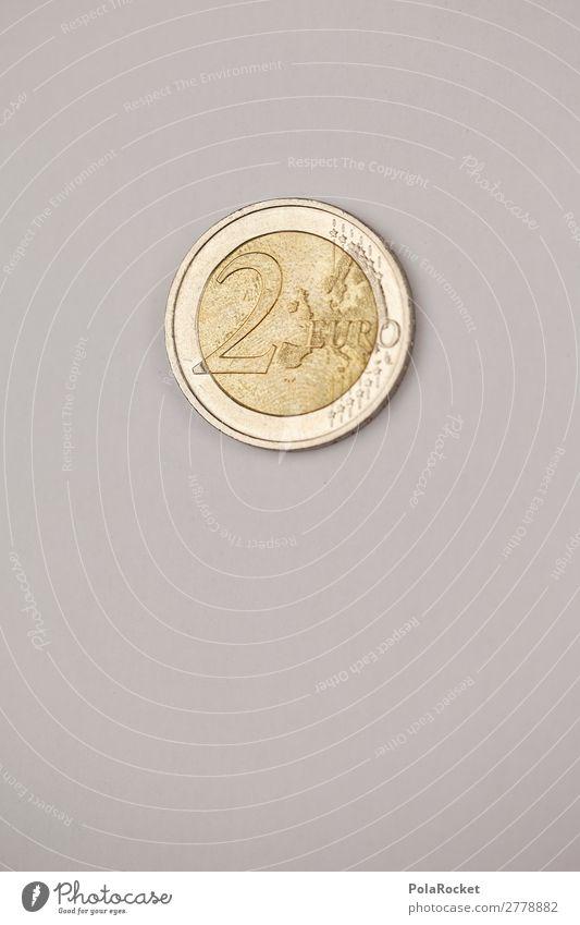 #A# DOS EUROS Kunst Kunstwerk ästhetisch Euro Eurozeichen Geld Geldinstitut Geldmünzen Geldgeschenk Geldnot Geldkapital Geldverkehr Bargeld cash 2 Taschengeld