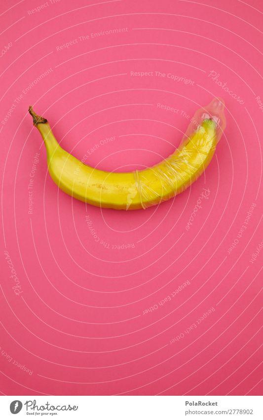 #A# Der lange Hannes Lebensmittel Kunst Ernährung Sex ästhetisch Symbole & Metaphern Sexualität Banane Verhütungsmittel Liebesaffäre Kondom Familienplanung