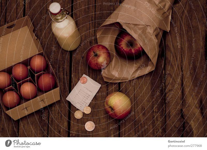 7,68 EUR Frucht natürlich Lebensmittel Ernährung kaufen Getränk Geld Apfel Flasche Ei Bioprodukte Milch Vegetarische Ernährung Holztisch Foodfotografie