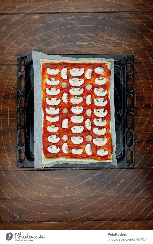 #A# german looking pizza Lebensmittel Ernährung ästhetisch Symmetrie Pizza machen Fastfood Pilz Italienisch Studentenlunch Studentenwohnheim lecker Billig Essen