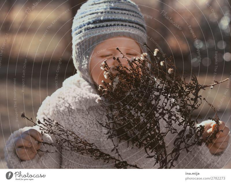 Mamas Grüner Daumen Kindererziehung Bildung Kindergarten lernen Mensch Baby Kleinkind Junge Kindheit Leben 1 0-12 Monate 1-3 Jahre Mode Jacke Mütze Wolle Umwelt