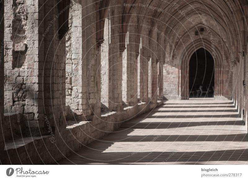 Kloster I Chorin Deutschland Europa Menschenleer Kirche Kloster Chorin Stein alt braun ruhig Religion & Glaube Farbfoto Außenaufnahme Tag Licht Schatten