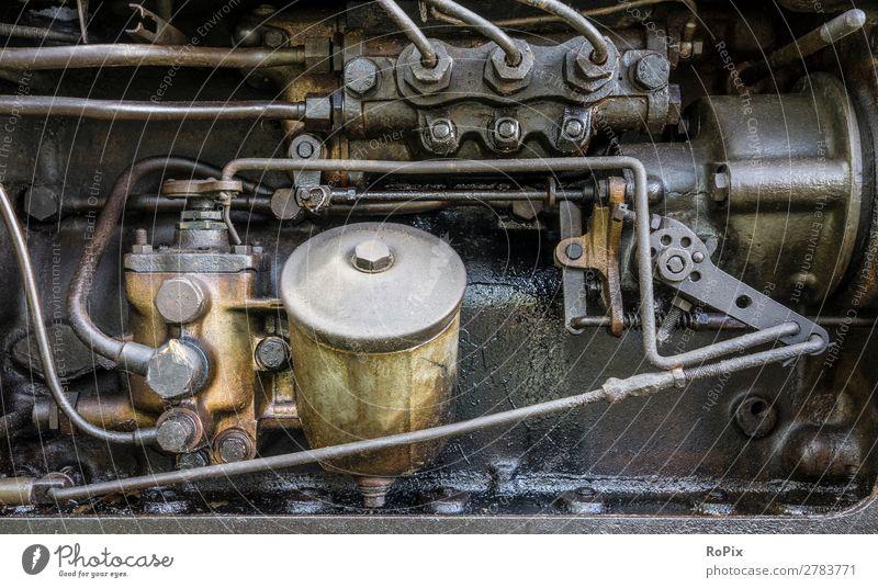 Einspritzpumpe Arbeit & Erwerbstätigkeit Arbeitsplatz Baustelle Wirtschaft Landwirtschaft Forstwirtschaft Industrie Handwerk Motor Diesel Pumpe Hochruckpumpe