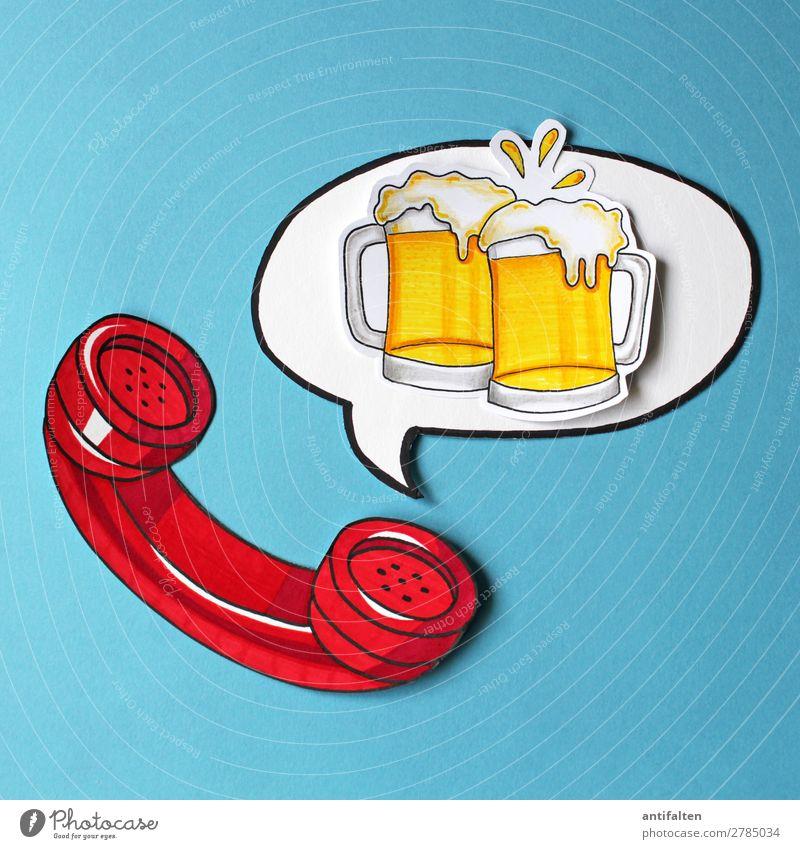 Tischlein deck dich | 2 Bier bitte Getränk trinken Erfrischungsgetränk Alkohol Lifestyle kaufen Reichtum Stil Freude Freizeit & Hobby Tourismus Ausflug Sommer