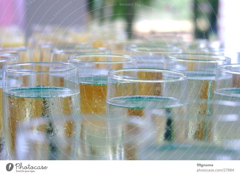 Celebration Party Feste & Feiern Glas Getränk Blase Alkohol Sekt Begrüßung Champagner Zoomeffekt Jubiläum