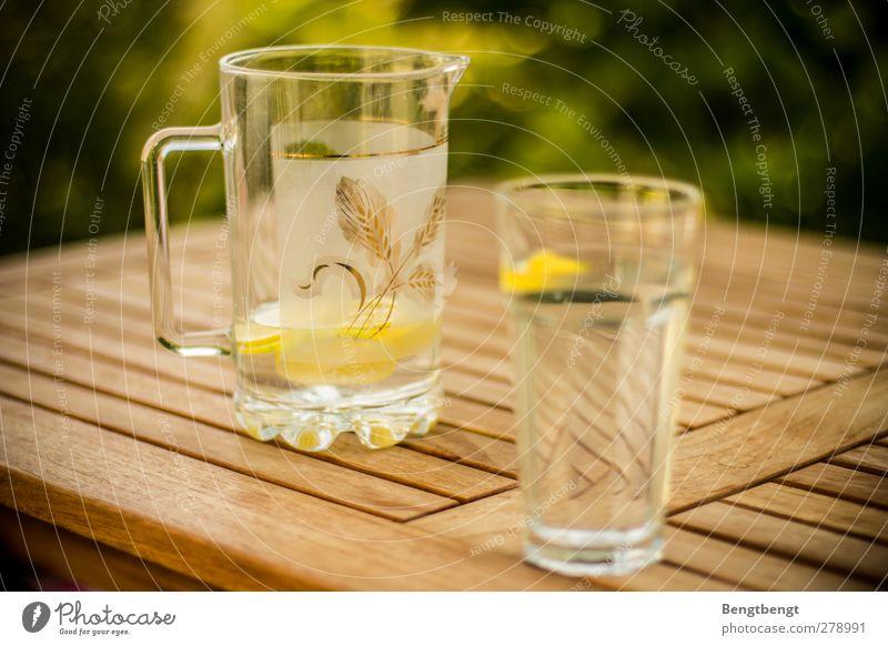 Erfrischung gefällig? Glas glänzend elegant Getränk Erfrischungsgetränk