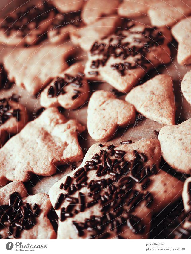 Weihnachtsvorfreude Teigwaren Backwaren Dessert Süßwaren Ernährung Kaffeetrinken Weihnachten & Advent Dekoration & Verzierung Duft fest frisch heiß einzigartig