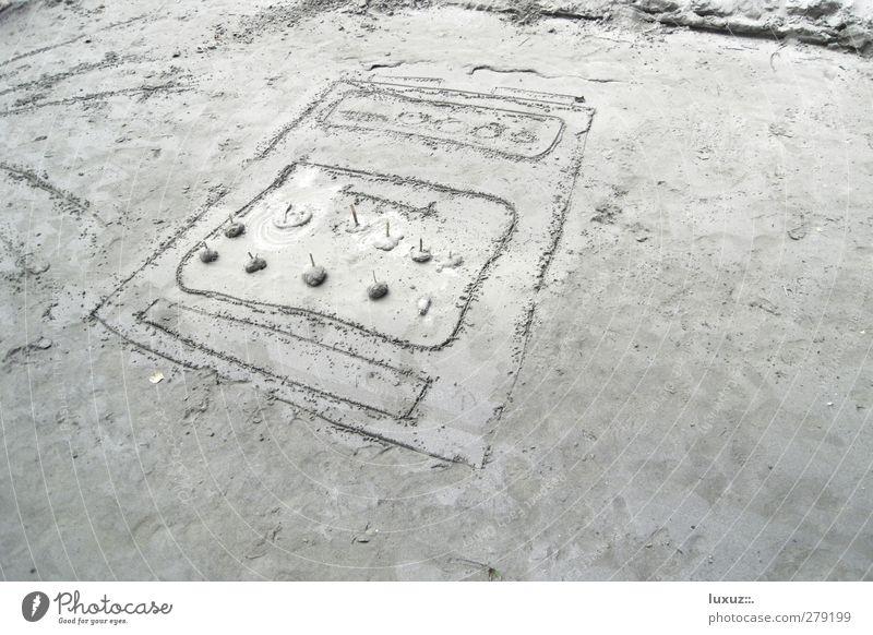 Backe, backe Kuchen Strand Spielen Sand Wohnung Energiewirtschaft Häusliches Leben planen Kochen & Garen & Backen Küche Möbel Renovieren Keks Herd & Backofen