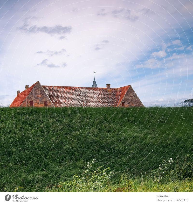 Spøttrup Borg | huhu! Stein Park Europa Kultur historisch Burg oder Schloss Museum Sehenswürdigkeit Dänemark Mittelalter Schlossgraben Ritterburg Ritterzeit