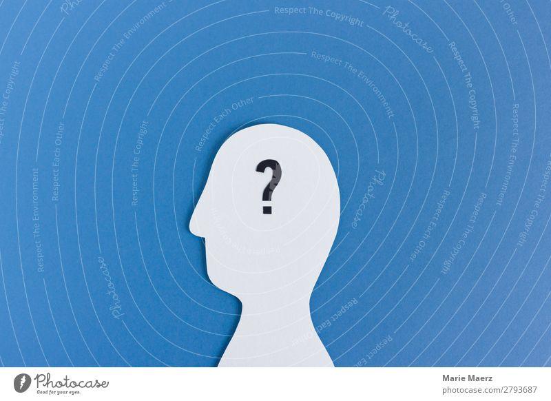 Gesucht Arbeit & Erwerbstätigkeit Mensch androgyn Kopf 1 lernen einfach frei neu blau Sicherheit Schutz Interesse Partnerschaft Team Zukunft Suche anonym