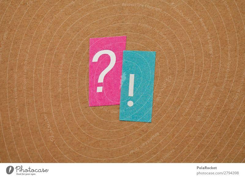 #A# FrauMann?! Kunst Kunstwerk ästhetisch Fragezeichen Ausrufezeichen Kitsch Rätsel Fragen Fragebogen faq unklar Klarheit rosa blau maskulin feminin Typographie