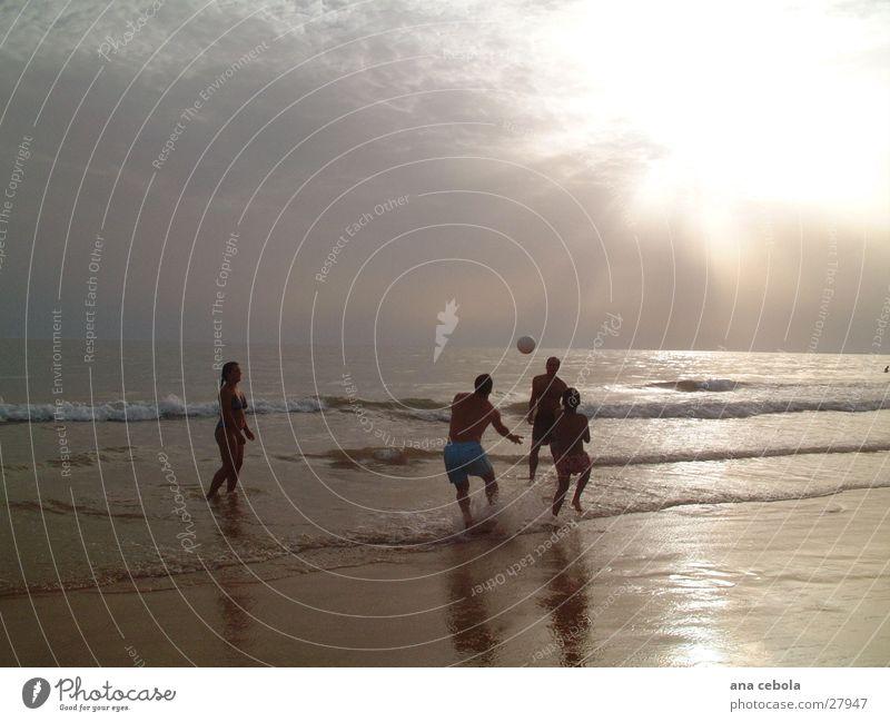 Strand 2 Natur Wasser Sand