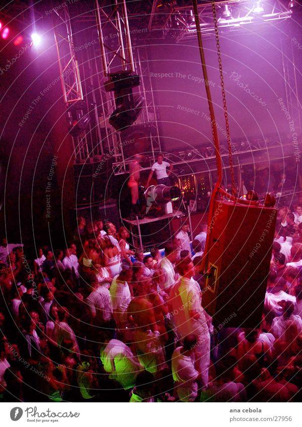 Algarve Night Nacht Fototechnik Nachtlokal Tanzen Musik Freude Licht