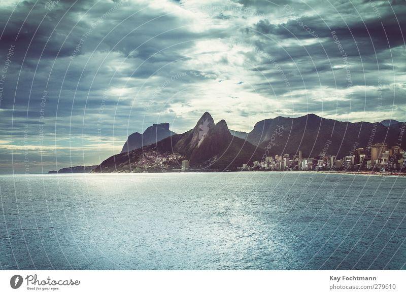 ° Stil exotisch Ferien & Urlaub & Reisen Tourismus Ferne Freiheit Sightseeing Städtereise Sommerurlaub Sonne Strand Meer Wolkenhimmel Berge u. Gebirge