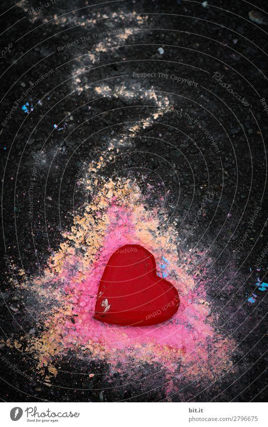 Festhalten oder Loslassen? Glück harmonisch Valentinstag Muttertag Silvester u. Neujahr Hochzeit Geburtstag Trauerfeier Beerdigung Kunst Kunstwerk Gefühle